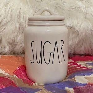 "Rae Dunn ""Sugar"" Canister. Brand new"